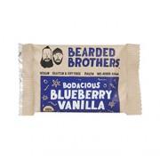 BEARDED BROTHERS ENERGY BARS (Bodacious Blueberry Vanilla) (Organic) 1 Bar