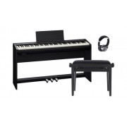 Roland FP30 BK Black Bundle