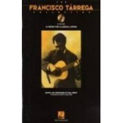 Francisco tarrega collection - 14 pieces for classical guitar