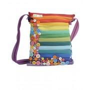 Use Me Women's Sling Bag (Multicolor,UMSB19A)