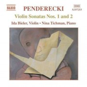 K. Penderecki - Complete Works For Violin (0747313225323) (1 CD)