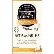 Vitamine D3 - 120 tabletten - Royal Green Royal Green
