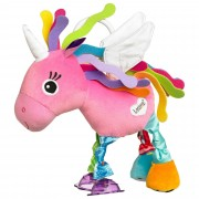 Jucarie zornaitoare bebelusi Lamaze - unicornul Tilly