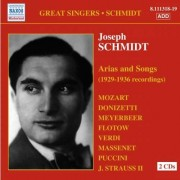 Joseph Schmidt - Arias & Songs (0747313331826) (2 CD)