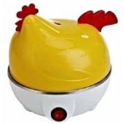 MOOLTEN EP 72 Egg Cooker(Yellow, 7 Eggs)