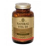 Solgar It. Multinutrient Spa Solgar Natural Vita D3 Integratore Alimentare 100 Perle