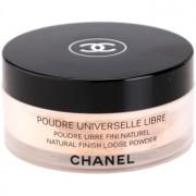 Chanel Poudre Universelle Libre насипна пудра за естествен вид цвят 25 Peche Clair 30 гр.