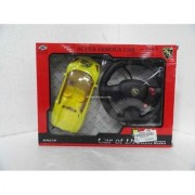 Super Famous Remote Control Car With Charger -( yellow)