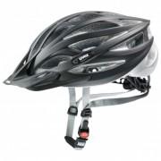 Uvex - Oversize - Casque de cyclisme taille 61-65 cm, gris/noir
