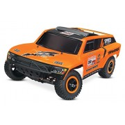 Traxxas 58044-1 Slash: 2WD Short Course Racing Truck - Robby Gordon Dakar Edition, Ready-To-Race (1/