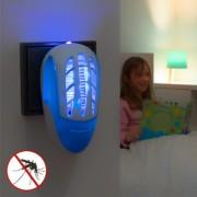 Aparat cu LED Ultraviolet Impotriva Tantarilor Insectelor