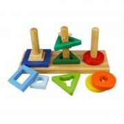 Joc de potrivire 3 forme geometrice