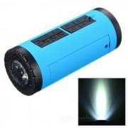 PINDO PD P-X6 Bicicleta Bluetooth Altavoz y Banco de Energia - Azul + Negro