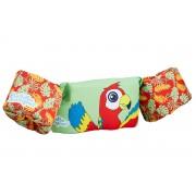 SevylorDetská plávacia vesta s rukávmi Puddle Jumper Papagáj