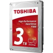 "HDD Interni Toshiba P300 3.5"" 3 TB, 7.200 rpm, HDWD130UZSVA"