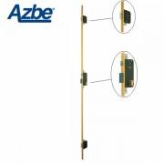Cerradura de alta seguridad multipunto Azbe 8922 Dorado, 80, 3 puntos