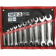 Yato Villáskulcs készlet 10 részes (YT-0380)