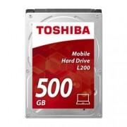 "Hard disk HDD 2,5"" SATA2 5400 500GB Toshiba L200 Mobile, HDWJ105UZSVA/2 godine"