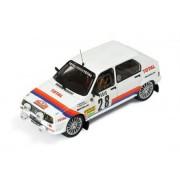 CITROEN VISA CHRONO Nº28 D.Breton-M.Chomat Rally Monte Carlo 1983