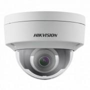 Camera de supraveghere Hikvision IP Dome DS-2CD2183G0-I(2.8mm) 8MP 4K Fixed lens: 2.8mm 4K @15fps, 1/2.5 Progressive Scan CMOS, Color 0.01 lux, 120dB WDR, H.265+/MJPEG, EXIR, up to 30m, IP67, IK10, Fixed Lens, DC12V and PoE, HIK-Connect cloud service