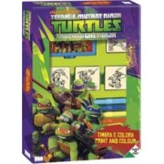 Jucarie educativa Multiprint Teenage Mutant Ninja Turtles Stamps
