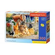 Puzzle Prieteni necuvantatori, 300 piese