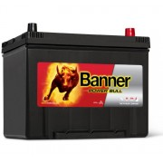 Banner Power Bull P8009 bal pozitív 80Ah / 640A akkumulátor