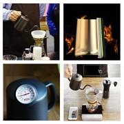ELECTROPRIME Kitchen Tea Pot Coffee Pot Coffee Maker Filter Holder Coffee Accessories