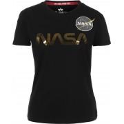 Alpha Industries NASA PM Dames zwart, XS