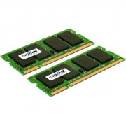 Memorie Crucial 2x2GB DDR2 SODIMM, 800MHz, CL6