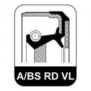 Ersatzteile Zweirad Motor Kurbeltrieb Radialwellendichtring/-satz