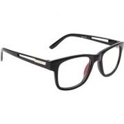 Adrian Wayfarer Sunglasses(Clear)