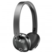 BASEUS Encok D01 Foldable Stereo Wireless Bluetooth Over-ear Headphone with Mic - Black
