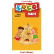 Boosterbox Mini Loco - Lente/Zomer (4-6 jaar)