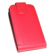 Калъф тип тефтер за HTC Desire 300 Червен