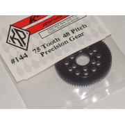 Kimbrough KP144 75T 48dp Spur 1/8th diff ball holes.
