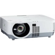 Videoproiector NEC P502H Full HD 5000 lumeni Alb
