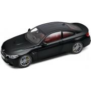 Miniatura BMW M4 Coupe F82 1:18 Sapphire Black