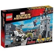 Super Heroes LEGO 405 PCS The Hydra Fortress Smash Brick Box Building Toys
