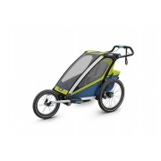 THULE Thule Chariot Sport 1 - Chartreuse - Bike Trailers & Seats