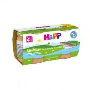 Hipp Gmbh & Co. Vertrieb Kg Hipp Omogeneizzato Merluzzo con Patate 2 X 80 gr