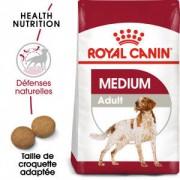 Royal Canin Medium Adult pour chien 2 x 15 kg