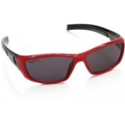 Hot Wheels Rectangular Sunglasses(For Boys)