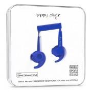 Happy Plugs Słuchawki Happy Plugs In-Ear Sport Mfi cobalt
