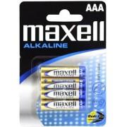 Maxell alkalna baterija AAA blister LR03