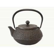 Ceainic din Fonta Sakura Brown
