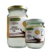 Ulei de cocos extravirgin bio 225ml COCOMI