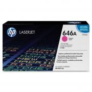 HP 646A Magenta LaserJet Toner Cartridge (CF033A)