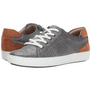 Naturalizer Womens morrison Low haut Lace Up mode Sneakers Silver 8 US / 6 UK