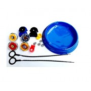 Civil Beyblade Arena Spinning Top Metal Fight Beyblade Metal Fusion (Multicolor)